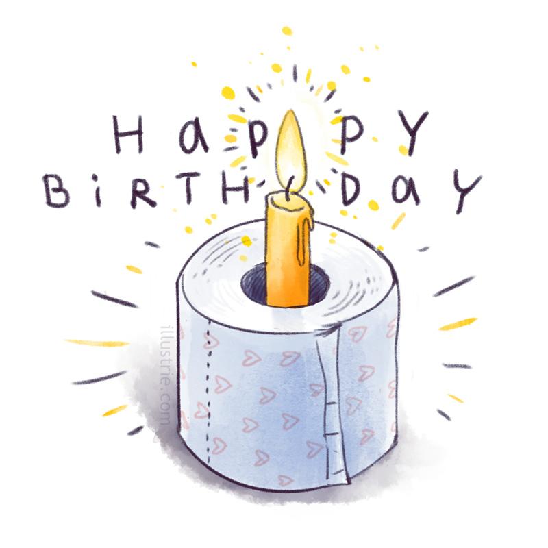 Die schönsten Geschenkideen während der Corona-Krise. // The best Gift ideas during the Corona crisis. Illustration einer Klopapierrolle mit Kerze für eine Geburtstagskarte. // Illustration of a toilet paper roll with candle for a birthday card.  . . #coronavirus #coronacrises #Coronakrise #toiletpaper #Klopapier #Geburtstag #birthday #Glückwunsch #Karte #greetingcard #birthdaycard #illustration #art #cartoon #funny #humor #witzig #lustig #meme #candle #Kerze #happybirthday #HerzlichenGlückwunsch #gift #Geschenk #valuable #wertvoll #Herzchenmuster #heartpattern #Gelb #Babyblau #yellow #lightblue #shine #candlelight #party #feiern #sketch #Zeichnung